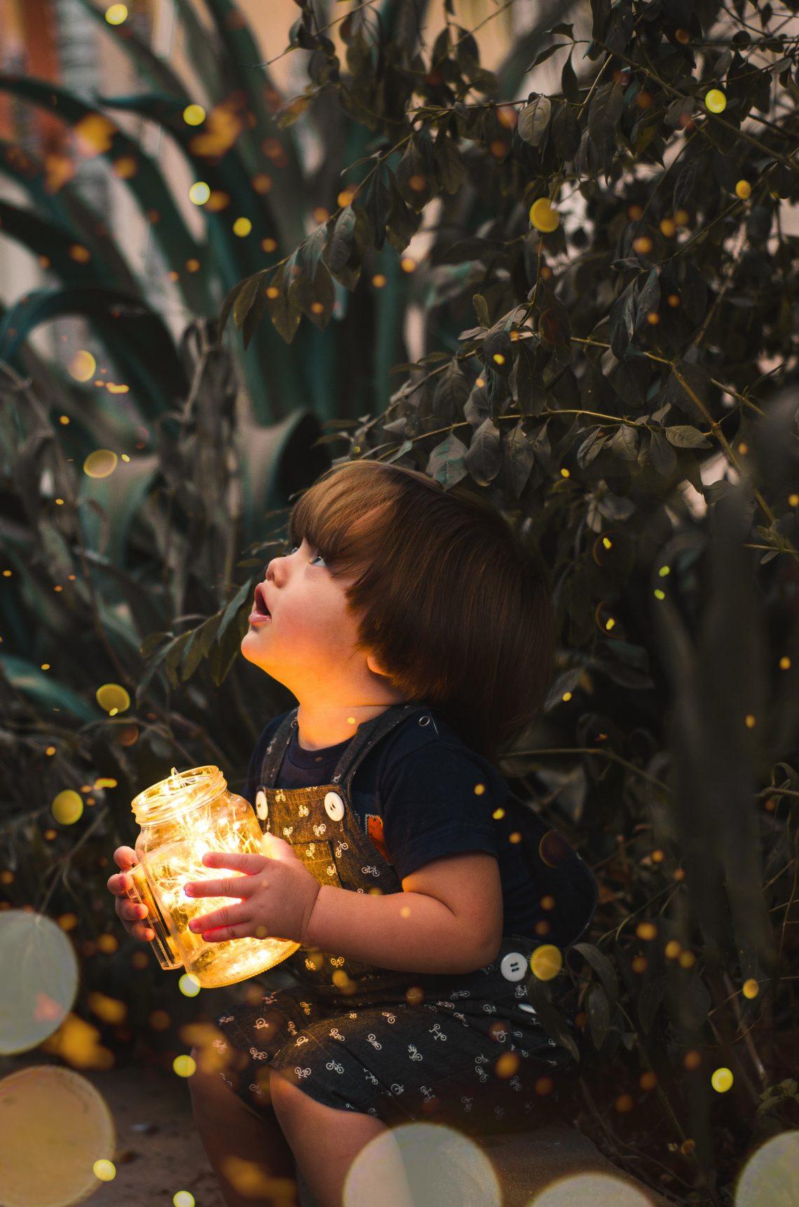 sensetive børn og teknologi