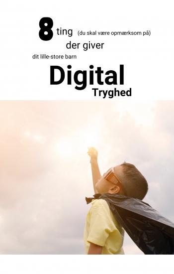 Hvad skal man holde øje med når dit barn begynder at bruge nettet